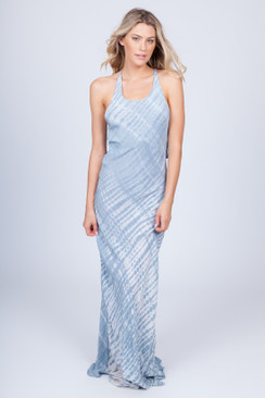 ACACIA Maliko Dress in Shibori
