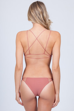 MIKOH Alapio Top in Lychee