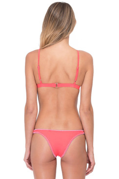ELLEJAY Daniela Bottom in Cocktail Pink
