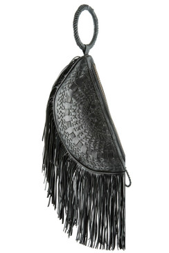 TREZO LAVI Soleil Bag in Black