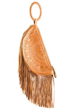 TREZO LAVI Soleil Bag in Tan