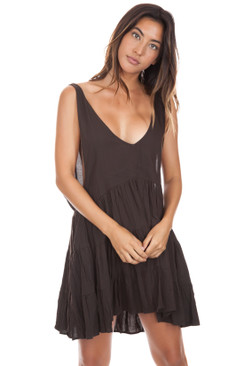 ACACIA Havana Dress in Black Beauty
