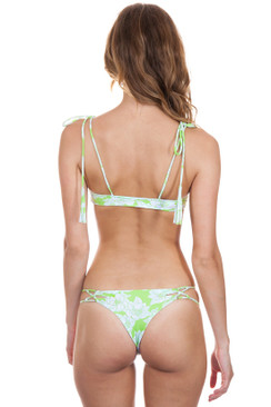 ACACIA Molokini Bottom in Neon Magnolia