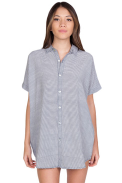 ACACIA Mombasa Shirt Dress in Long Island