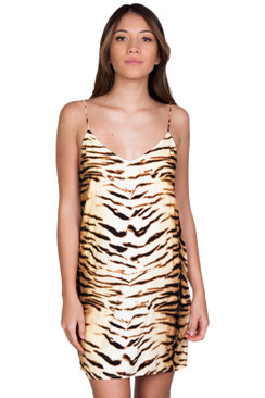 ACACIA Flores Dress in Tiger