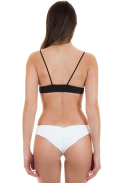 BOYS AND ARROWS Clairee Bottom in White