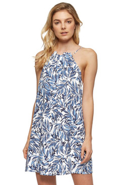TAVIK Zita Dress in Paradise Sea Blue