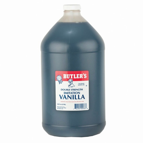 Dark Double Strength Imitation Vanilla - 1 Gallon