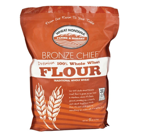 Bronze Chief Premium Flour - 5 Lb