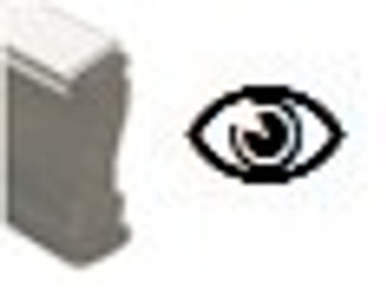 Eye Walnut Handle Stamp