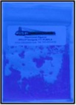 1 kg Purple Longwave Inorganic UV pigments.