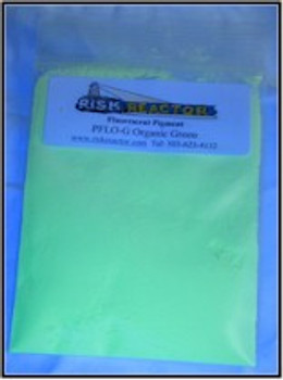 1 kg Green Longwave Organic UV Pigments.