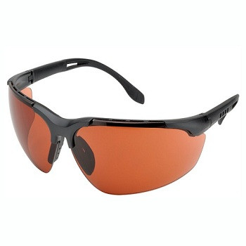 UV black light safety glasses for uva avb anti-fog ploycarbonate lense.