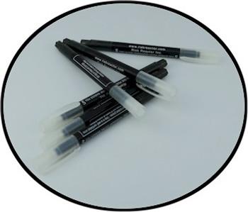 Blacklite UV pen combo that glows blue under black light