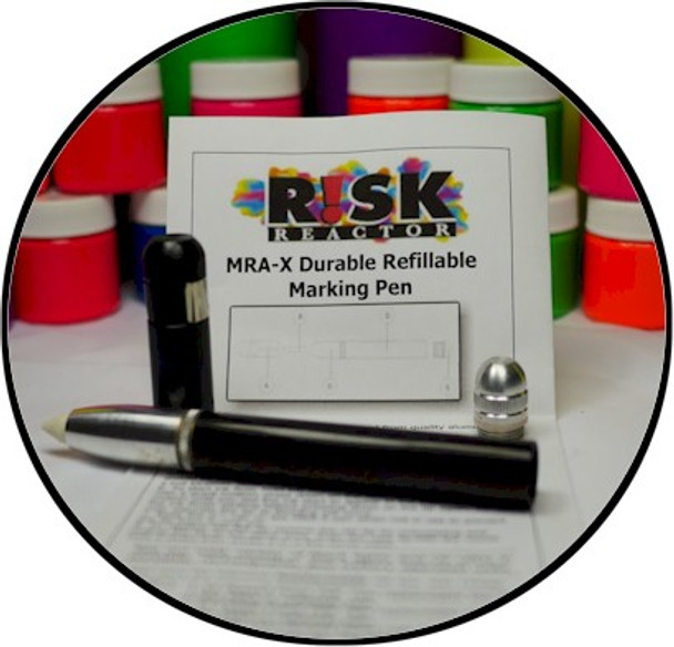 Wholesale refillable pens with large UV ink capacity tank