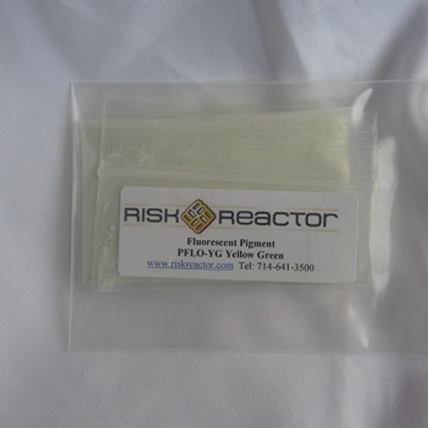 5 g Yellow Green Longwave Organic UV Pigment