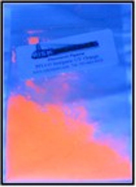 100 g Orange Longwave Inorganic