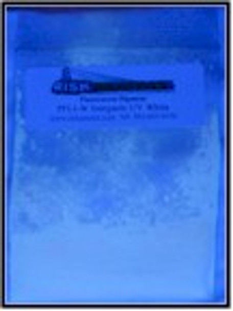 1 kg White Longwave Inorganic UV Pigment.