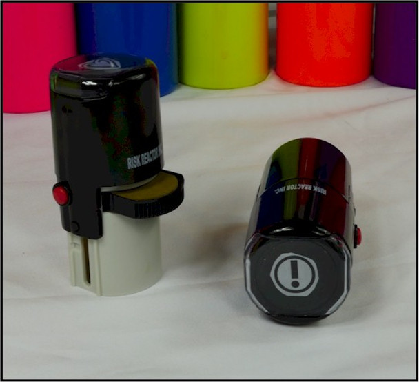 Fluorescent invisible inks are perfect for protecting your event and property.