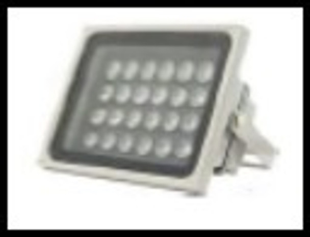 Pure 365 NM black light floodlight that can be used for industrial or theatrical lighting