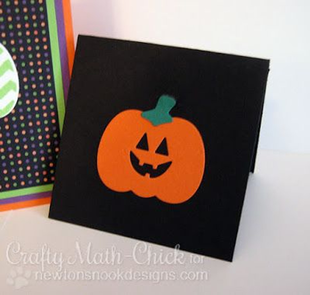 Pick-a-Pumpkin Die Set