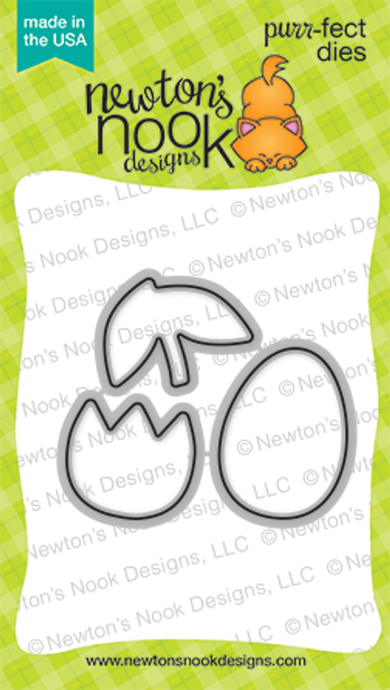 Beautiful Spring Die Set by Newton's Nook Designs