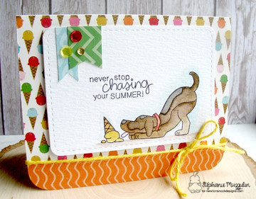 Dog Days of Summer Stamp Set by Newton's Nook Designs