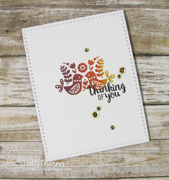 Cottage Garden Stamp Set by Newton's Nook Designs