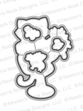 Newton's Birdbath Die Set by Newton's Nook Designs