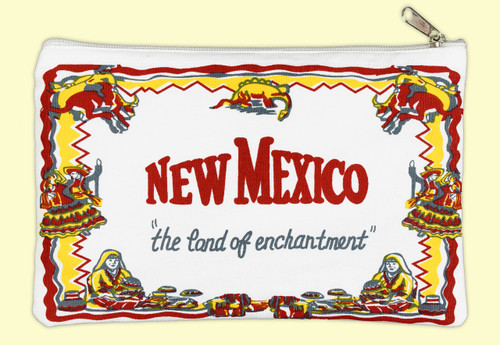 New Mexico Travel Pouch