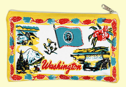 Washington Travel Pouch