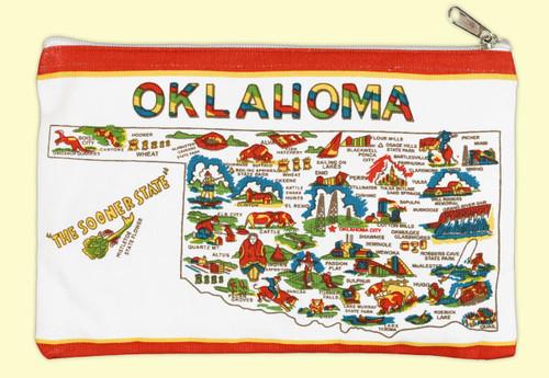 Oklahoma Travel Pouch