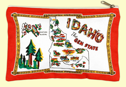 Idaho Travel Pouch
