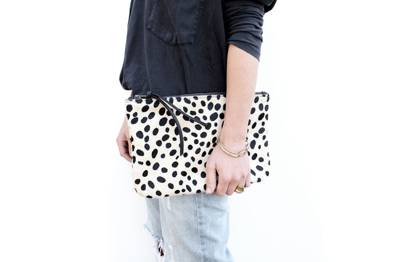 Spotted Clutch