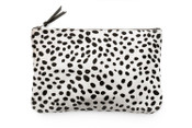 Spotted Oversized Clutch