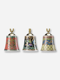 Versace Bell Ornaments Set