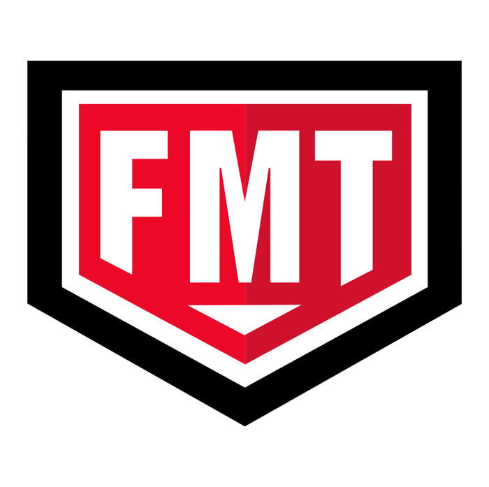 FMT -August 25 26 , 2018 -Kelowna, BC - FMT Basic/FMT Performance
