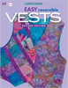 Easy Reversible Vests by Carol Doak