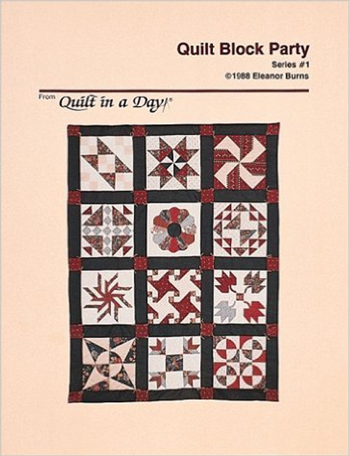 Quilt Block Party (Series, No 1)