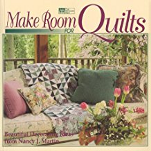 Make Room for Quilts