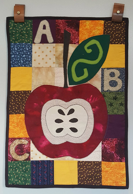 Back to School Wallhanging