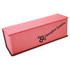 Engraved Pink Wine Box with Tools