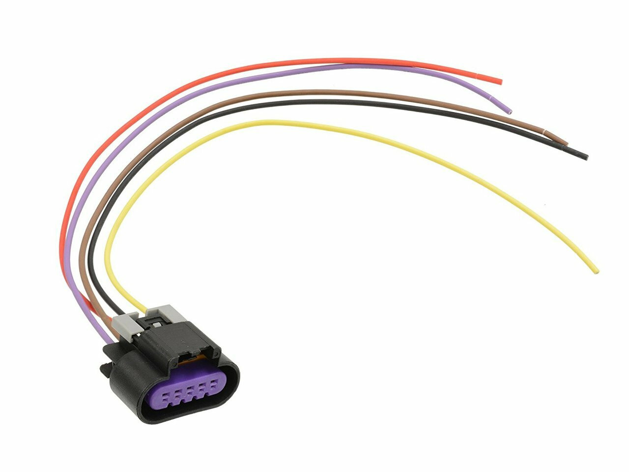5 Wire Maf Mass Air Flow Sensor Wire Harness