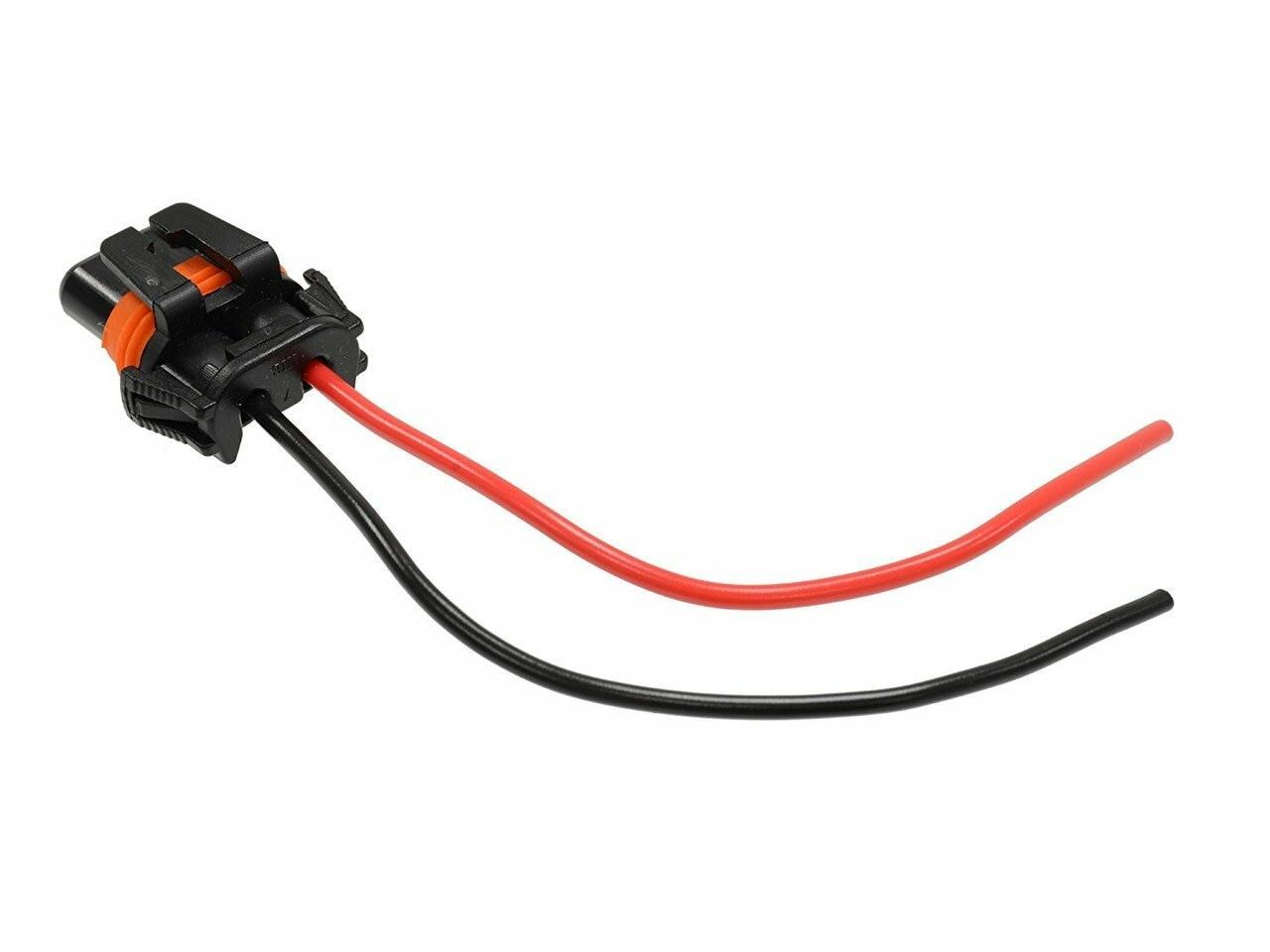 Fog Light Socket Connector Fits 1994-2014 Mustang GT Cobra Wiring ...