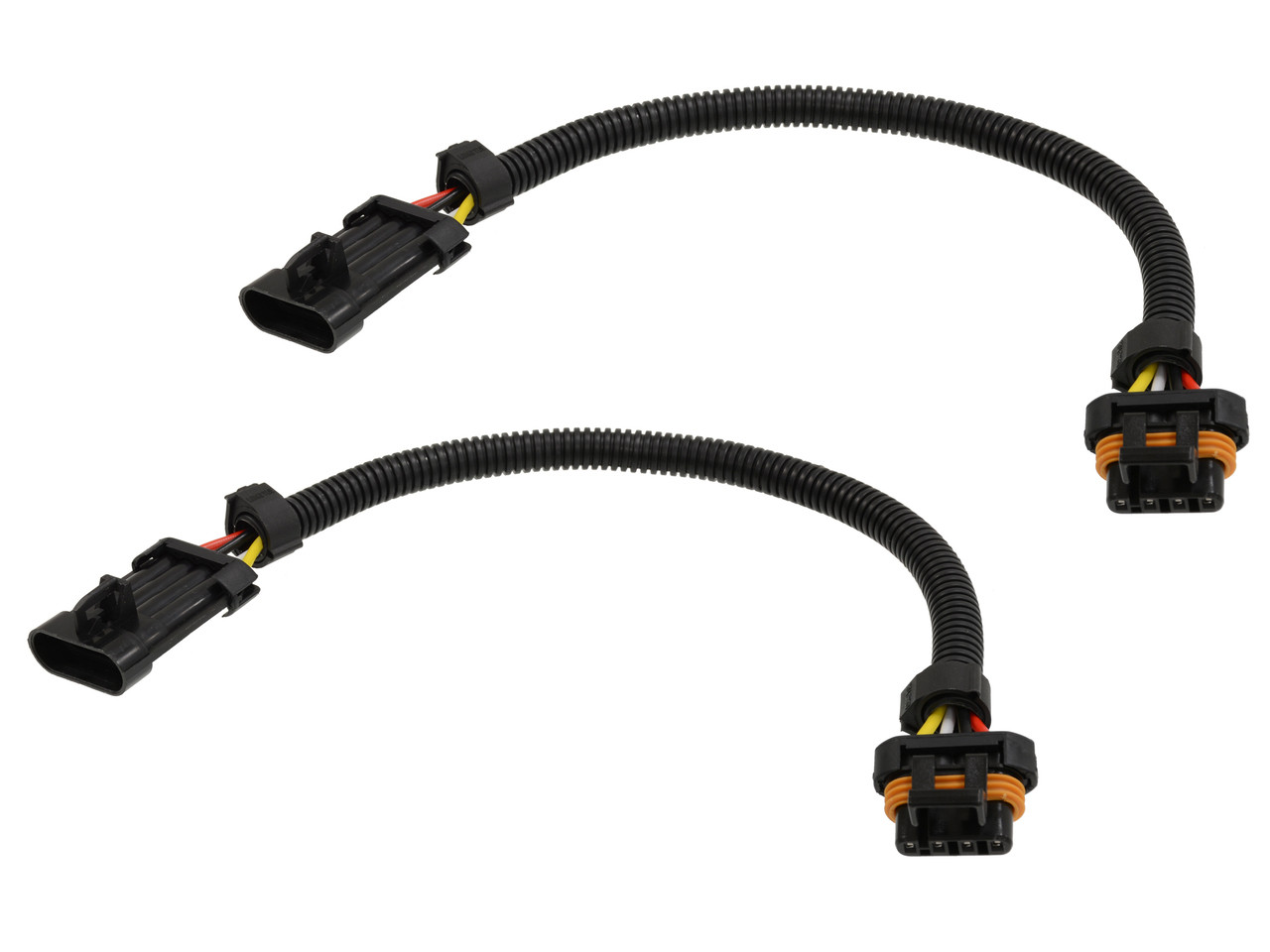 Oxygen sensor extensions page 1 michigan motorsports 12 oxygen o2 sensor extension harness fits ls1 ls6 lt4 with 4 wire flat sciox Choice Image