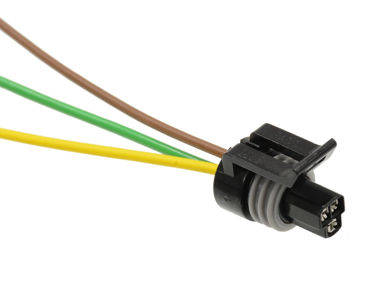 LS1 Coolant Temperature Temp Sensor Connector Harness 3 Wire Fits GM