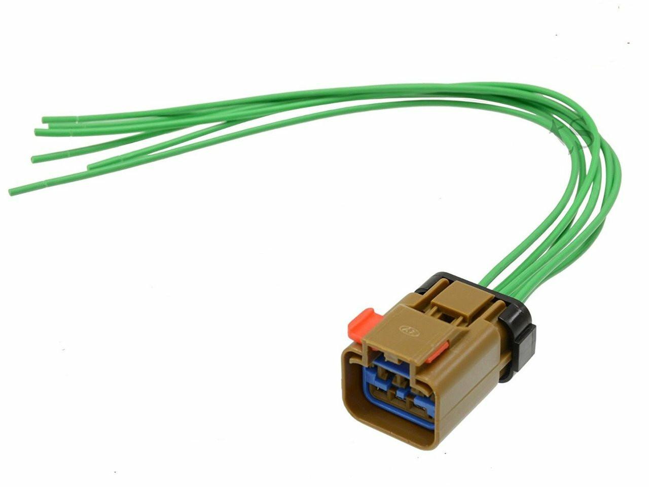 mopar wiring harness connectors