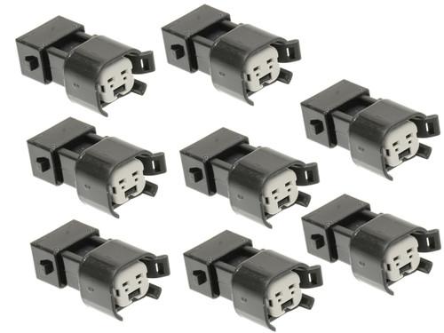 LS1 EV1 to EV6 EV14 USCAR adapter Adapts LS2 LS3 LSX LT1 Fuel Injector Connector