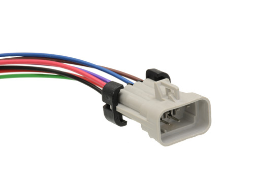 female ignition coil harness connector for gm ls1 ls2 ls3 ls7 ls6 rh michiganmotorsports com GM HEI Coil in Distributor Cap Wiring Diagram Chevy Ignition Coil Wiring Diagram