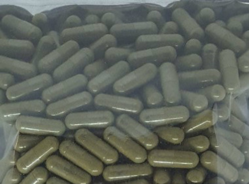 ORGANIC WHOLESALE MORINGA LEAF POWDER CAPSULES